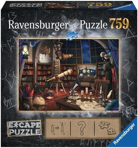 Ravensburger ESCAPE 1 Space Observatory Jigsaw puzzle 759 pc(s)
