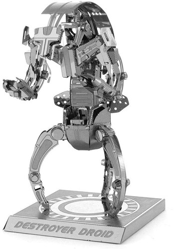 Metal Earth - Star Wars Destroyer Droid - till end of stock