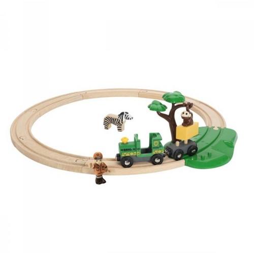 BRIO Safari Railway Set model railway/train
