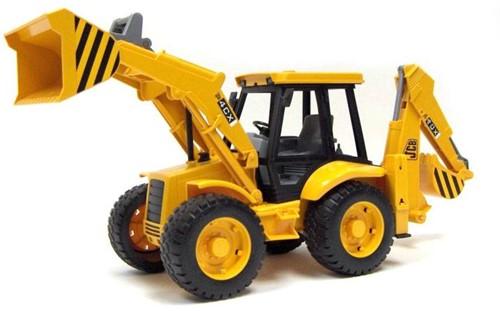 BRUDER JCB 4CX Backhoe loader toy vehicle