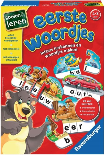 Ravensburger 243730 board game Learning board game Children