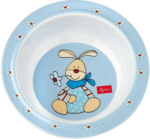 sigikid Melamine bowl, Semmel Bunny
