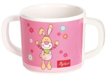 sigikid Melamine cup, Bungee Bunny
