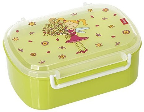 sigikid Florentine Lunch container Green Polypropylene (PP) 1 pc(s)