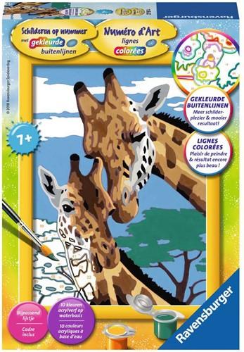 Ravensburger Giraffen