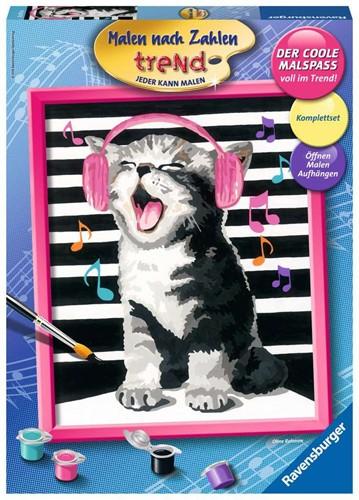 Ravensburger Singing Cat