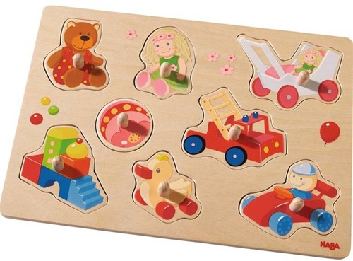 HABA Clutching Puzzle My first toys