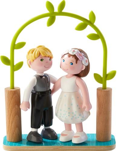 HABA Little Friends - Bride & Groom