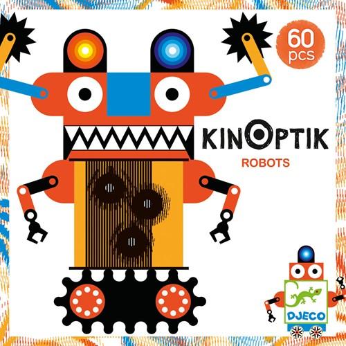 Djeco Kinoptik Robots*