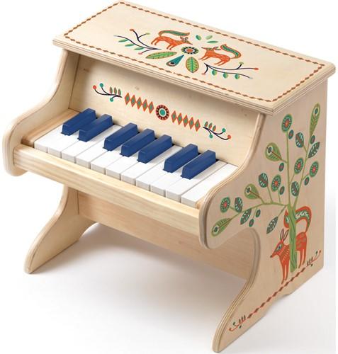 Djeco Animambo Piano électronique 18 clés
