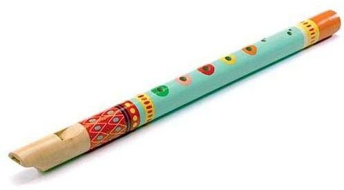 DJECO Flute - 32 x 2.5 x 2.5 cm