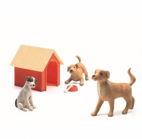 Djeco Les chiens