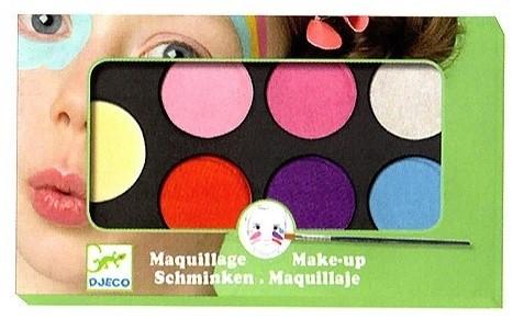 Djeco Palettes et accessoires Palette 6 couleurs - Sweet