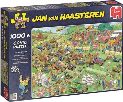 Jan van Haasteren Lawn Mower Race 1000 pieces