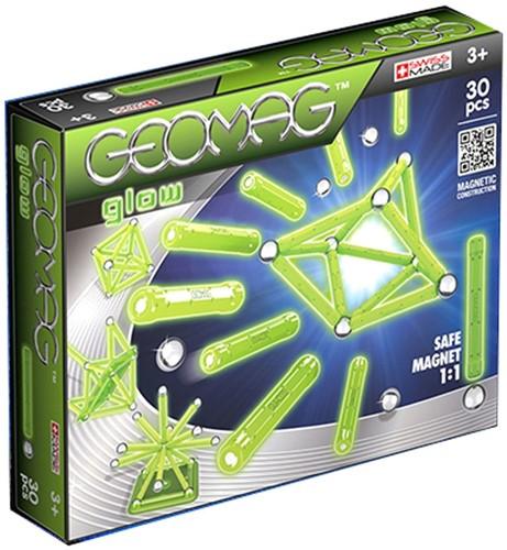 Geomag Color Glow 30 pcs neodymium magnet toy 30 pc(s) Green