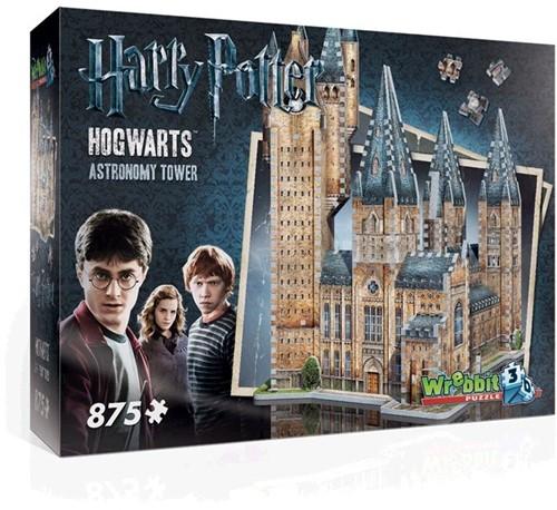 Wrebbit 3D Harry Potter Hogwarts Astronomy Tower 875 pcs 3D puzzle