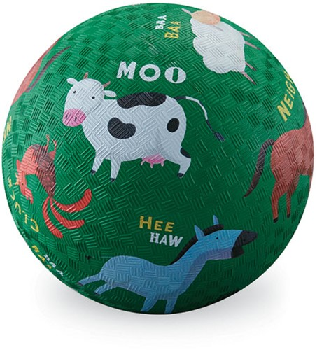 Crocodile Creek 18 cm Playball/Barnyard