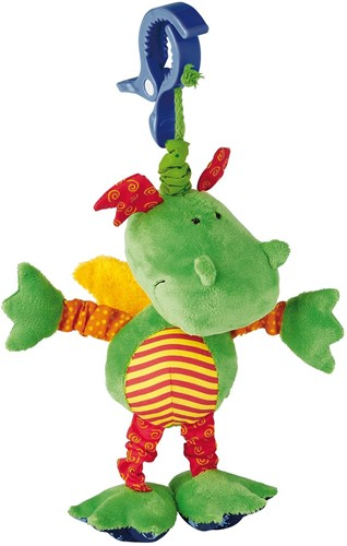 sigikid Vibration rattle dragon, PlayQ
