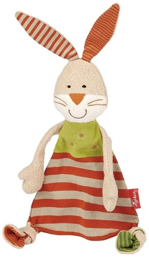 sigikid Comforter rabbit, Green