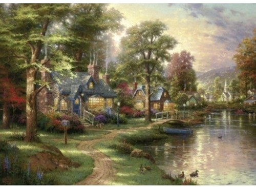 Schmidt Hometown Lake, 1500 stukjes