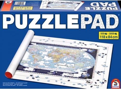 Schmidt Spiele PuzzlePad Jigsaw puzzle 3000 pc(s)