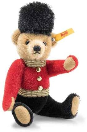 Steiff Great Escapes London Teddy bear in gift box