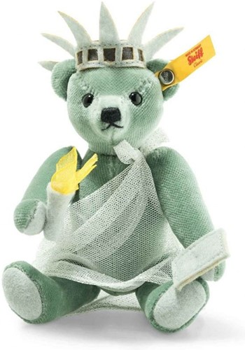 Steiff Great Escapes New York Teddy bear in gift box