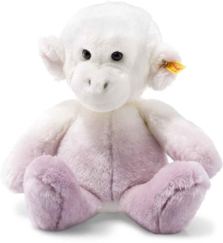 Steiff Soft Cuddly Friends Moonlight monkey, purple/white