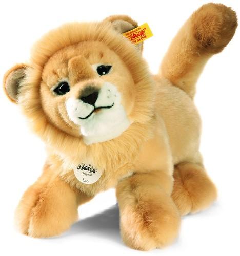 Steiff Leo baby dangling lion