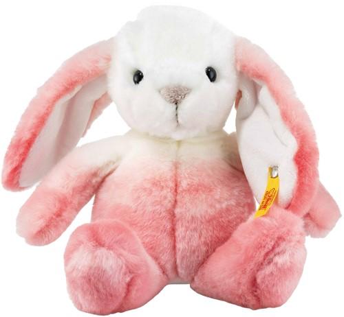 Steiff Soft Cuddly Friends Starlet rabbit, pink/white 8