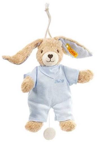 Steiff Hoppel rabbit music box