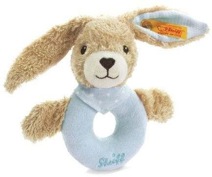 Steiff Hoppel Rabbit grip toy