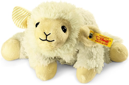 Steiff Floppy Linda lamb heat cushion