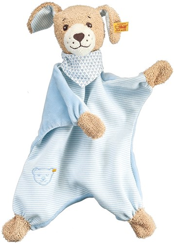 Steiff Good night dog comforter