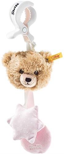 Steiff Sleep well bear pram toy