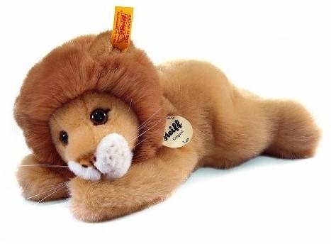 Steiff's little friend Leo lion
