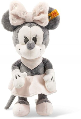 Steiff Minnie Mouse with squeaker and rustling foil