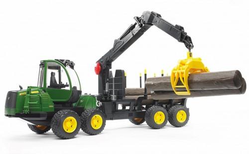 BRUDER JOHN DEERE 1210E toy vehicle