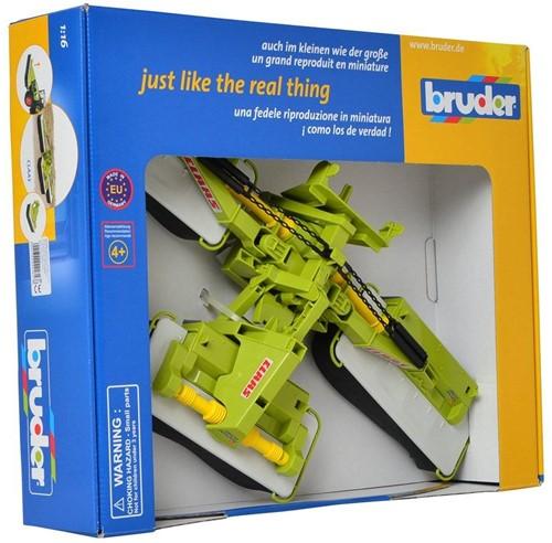 BRUDER Claas Disco 8550 C Plus toy vehicle