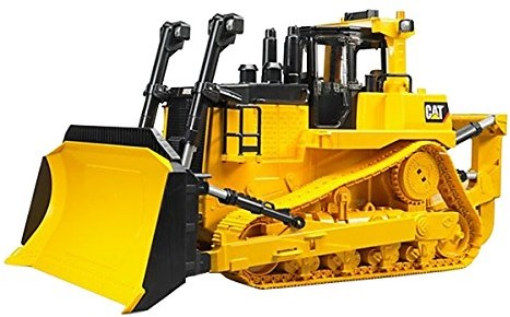 BRUDER CAT Large track-type tractor toy vehicle