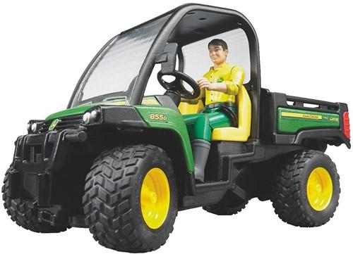 BRUDER John Deere Gator XUV 855D with driver toy vehicle