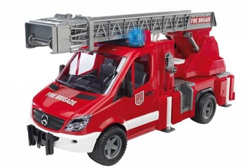 BRUDER Mercedes Benz Sprinter Fire engine toy vehicle