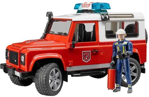 BRUDER Land Rover Defender toy vehicle