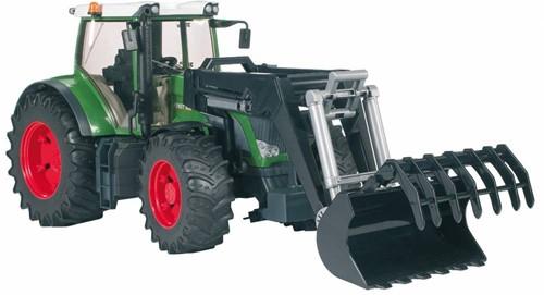 BRUDER Fendtt 936 Vario with frontloader toy vehicle