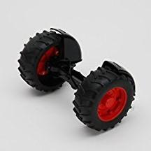 Bruder Vooras kompleet voor Fendt Favorit 926 Vario - 42060