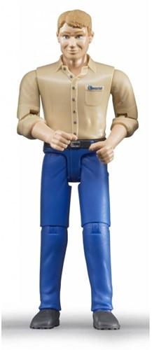 BRUDER 60006 children toy figure