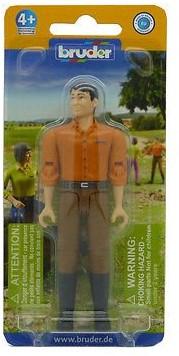 BRUDER 60007 children toy figure