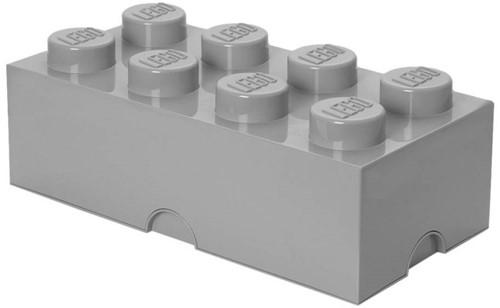 Opbergbox Brick 8 Grijs