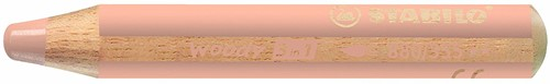 STABILO woody 3 in 1 colour pencil 1 pc(s) Pink