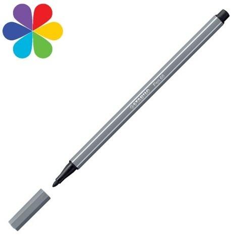 STABILO Pen 68 felt pen Gray 1 pc(s)